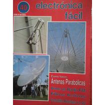 Como Hacer Antenas Parabolicas, Aurelio Mejia