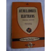 Acumuladores Electricos