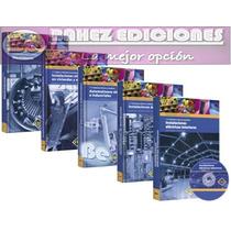 Biblioteca De Electricidad Y Electronica 1a Serie 5t+1cdroom