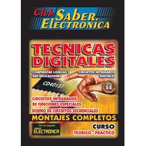 Libro Técnicas Digitales, Colección Club Se Nº 1