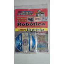 Libro Curso Proyectos Y Diseños De Robótica