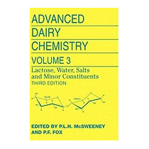 Advanced Dairy Chemistry: Volume 3: Lactose,, Paul Mcsweeney