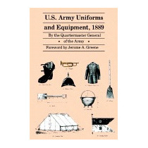 U.s. Army Uniforms And Equipment,, Quartermaster General Of