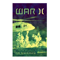 War X: Human Extensions In Battlespace, Tim Blackmore