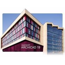 Archicad 19 - 18 - 17 - 16 Win / Mac