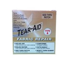 Tear-aid Reparaciones Patch Kit De Rodillos De Las Telas De