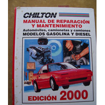 Chilton-manual Reparación-mantenimiento-ilus-1238pag-centrum