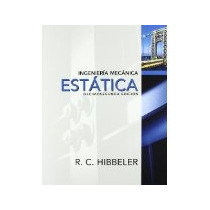 Libro Ingenieria Mecanica Estatica 12 Ed *cj