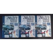 Manual Chilton De Reparación De Automóviles Importados.