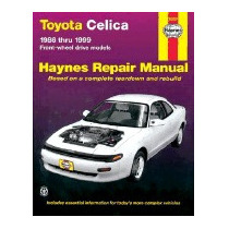 Toyota Celica Front Wheel Drive, 1986-1999, Larry Warren