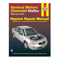 General Motors Chevrolet Malibu 2004 Thru, John H Haynes