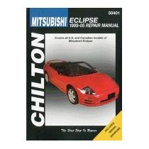 Mitsubishi Eclipse Repair Manual, 1999-2005, Chilton