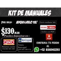 Colección De Manuales Mecánica Automotriz