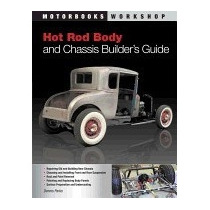 Libro Hot Rod Body And Chassis Builders Guide,dennis W Parks