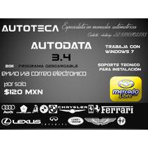Autodata Para Mecanicos Automotrices