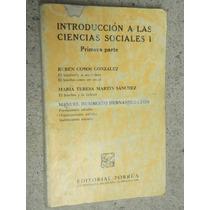 Libro Introduccion A Las Ciencias Sociales