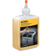 Botella Ceite Fellowes Lubricante Trituradora 350ml