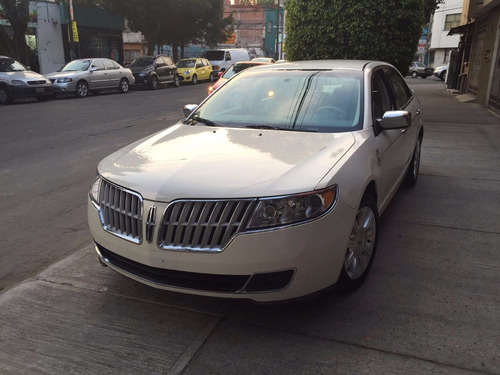 Lincoln Mkz 2012