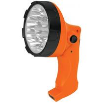Linterna Plastica Recargable 40 Lumenes 9 Leds Truper 16005