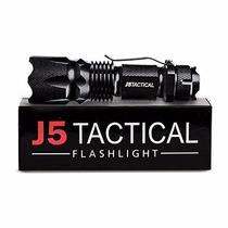 Lampara De Mano Tactica J5 V1-pro Ultra Brillante Dgv