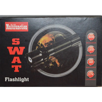 Lampara Linterna Tactica Led Cree Swat