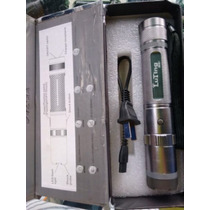 Lampara Recargable Descarga Electrica Taser 10000000 Volts