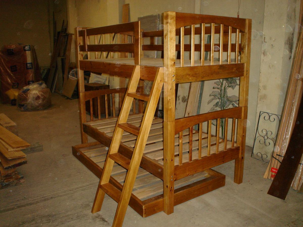 Literas madera imagui - Literas de madera maciza ...