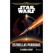 Libro Star Wars - Estrellas Perdidas, Español Nuevo
