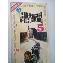 Novela Ciencia Ficción Antologías Num 5 Bruguera