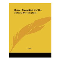 Botany Simplified On The Natural System (1874), Adoxa