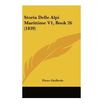 Storia Delle Alpi Marittime V1, Book 26, Pietro Gioffredo