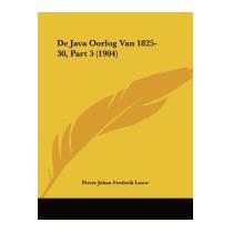 De Java Oorlog Van 1825-30, Part 3, Pieter Johan Frederik