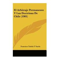 Arbitraje Permanente Y Las, Francisco Tudela Y Varela