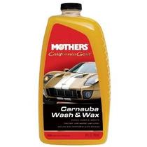 Madres 05674 Del Oro De California Carnauba Wash & Wax - 64