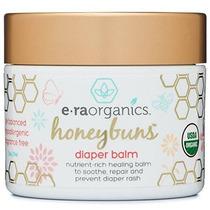 El Pañal Se Coloca Crema 2oz Rash. Usda Certified Organic Ca