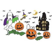 Eureka Peanuts Boletín De Halloween Junta Set 46 Reutilizabl