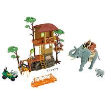 Animal Planet Vida Silvestre Tree House Playset