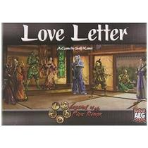 Carta De Amor: La Leyenda De Los Cinco Anillos