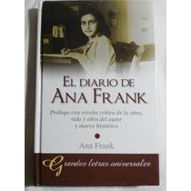 El Diario De Ana Frank / Emu / Pasta Dura.