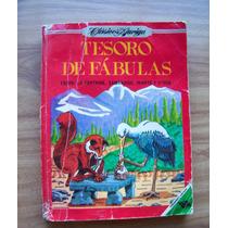 Tesoro De Fábulas-clásicos Auriga-fernández Editores-hm4