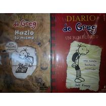 El Diario De Greg, Los 7 Libros