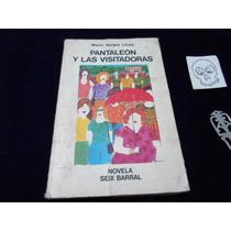 Pantaleon Y Las Visitadoras Mario Vargas Llosa