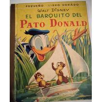 El Barquito Del Pato Donald. Walt Disney 1956