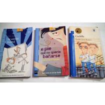 Se Vende Mama Cuchilla El Pie Que No Queria Bañarse 3 Libros