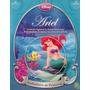 Ariel La Sirenita Cuento Con Audiolibro Princesas Disney