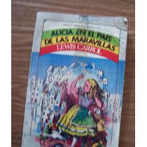 Alicia En El País De Las Maravillas-ilust-lewis Carrol-emu.