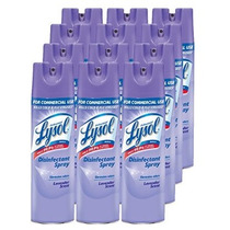 Lysol 89097 Profesional Desinfectante Spray De Lavanda Olor
