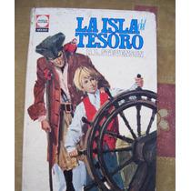 La Isla Del Tesoro-ilust-p.dura-aut-r.l.stevenson-edi-molino
