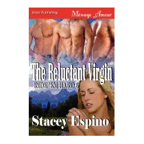 Reluctant Virgin [ride Em Hard 6] (siren, Stacey Espino