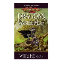 Dragons Of A Vanished Moon: The War Of Souls,, Margaret Weis